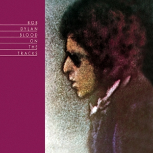"Bob Dylan ""Blood on the Tracks"" high res cover art"