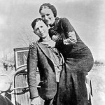 Lyricapsule: Bonnie & Clyde Gunned Down; May 23, 1934