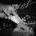 Rihannas New Single Diamonds, Complete with Jewel-Studded Spliff Cover Art