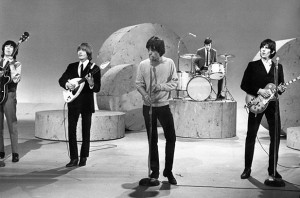 The Rolling Stones (1964); Photo: n/a