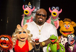 Photo: LAS VEGAS, NV - October 10:   Cee Lo Green & The Muppets at Planet Hollywood Resort & Casino on October 10, 2012 in Las Vegas, Nevada. © RD/ Kabik/ Retna Digital