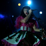 Streetside: Kimbra Swings Through Chicago's Cabaret Metro; October 17