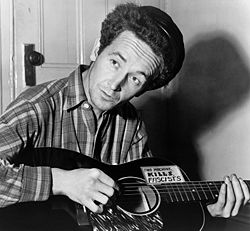 Woody Guthrie: This Machine Kills Fascists