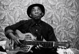 Mississippi John Hurt; Photo: Rowland Scherman