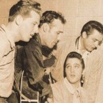 Lyricapsule: The Million Dollar Quartet Session; December 4, 1956