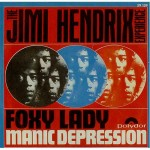 Lyricapsule: Jimi Hendrix Records 'Foxy Lady'; December 13, 1966