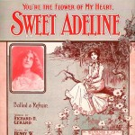 Lyricapsule: Barbershop Standard Sweet Adeline is Born; December 27, 1904