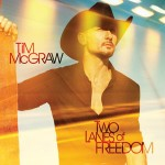 Listing: The Top 5 Lyrics From Tim McGraw's 'Two Lanes Of Freedom'