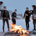 Fall Out Boy to Fans: 'Here Are the Lyrics, Learn the Words and Sing Along'