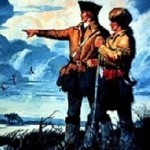 Lyricapsule: Lewis & Clark Head West; May 14, 1804