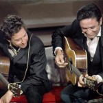 Lyricapsule: Dylan & Cash Duet on Girl From the North Country; May 1, 1969