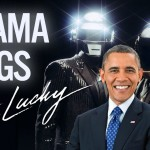 Barack The Vote 'Gets Lucky' with Daft Punk