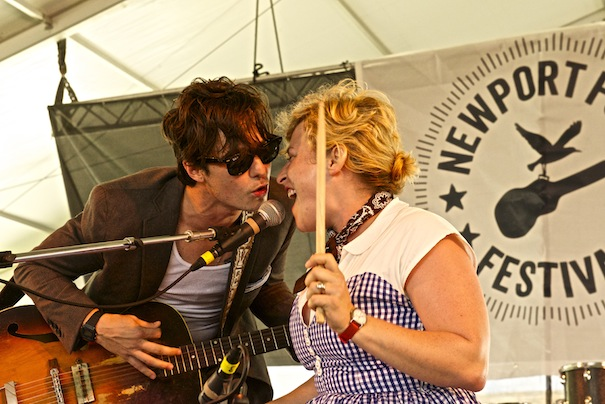 Shovels and Rope; Photo: Gavin Paul