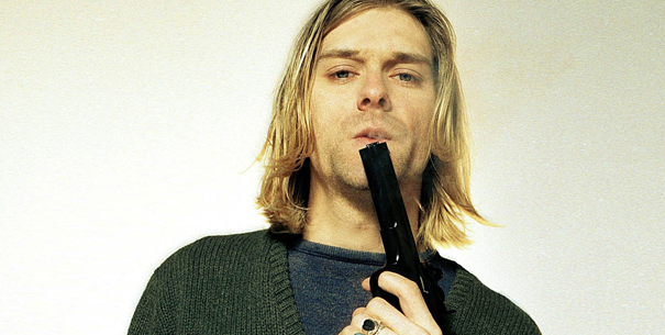 Kurt Cobain; Photo: n/a