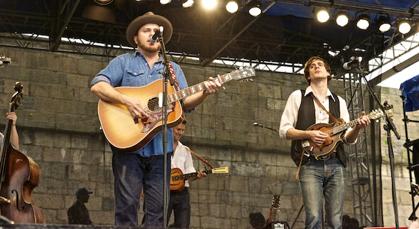 Old Crow Medicine Show; Photo: Gavin Paul