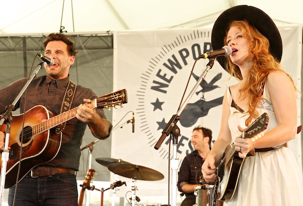 The Lone Bellow; Photo: Gavin Paul