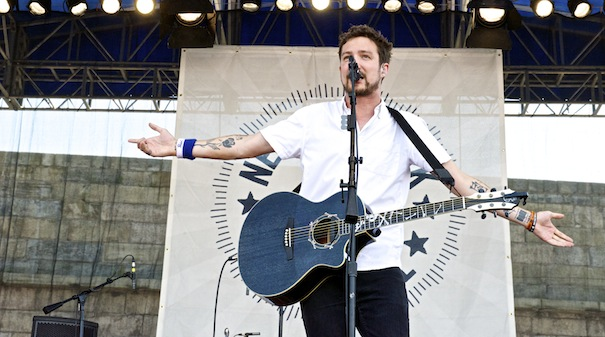 Frank Turner; Photo: Gavin Paul