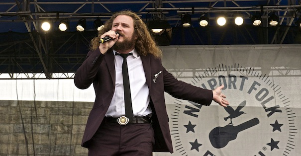 Jim James; Photo: Gavin Paul