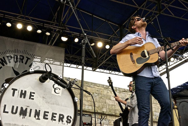 The Lumineers; Photo: Gavin Paul