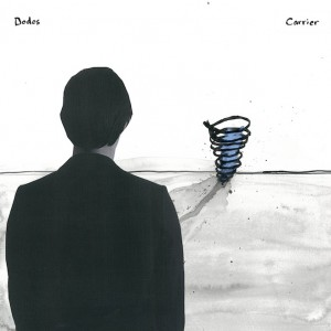 The Dodos' 'Carrier' album cover, courtesy of Pitchfork