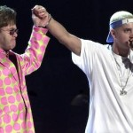 'Rap God': Eminem's a Homophobe Again, According to Boy George, Solomon, LastO