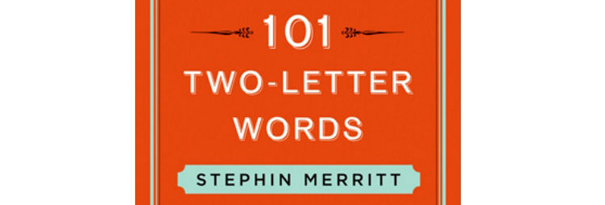 '101 Two-Letter Words'; Photo: W.W. Norton and Company