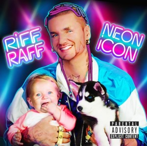 RiFF RaFF - Neon Icon cover art; Wikipedia.org