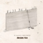 Damien Rice - 'My Favourite Faded Fantasy' album art