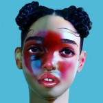 FKA Twigs - 'LP1' album art