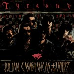 Julian Casablancas + the Voidz - 'Tyranny' album art