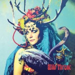 Wild Throne - 'Blood Maker' album art
