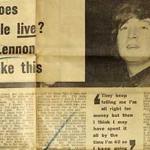 Lyricapsule: The Beatles vs. Jesus; March 4, 1966