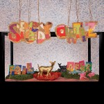 Speedy Ortiz - 'Foil Deer' album art