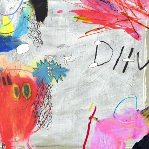 DIIV - 'Is the Is Are' album art