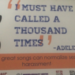 University Professes Adele 'Normalizes Sexual Harassment'
