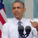 Obama Dubbed to Rap Kendrick Lamar's 'Alright'