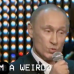 So Here's Vladimir Putin Singing Radiohead's 'Creep'
