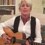 Joan Baez Thinks Trump has 'Serious Pathological Disorders' in Protest Song